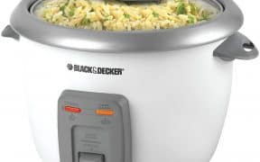 Black + Decker RC3406 rice cooker and steamer
