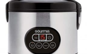 Gourmia GRC770 12 Cup Rice Cooker and Steamer