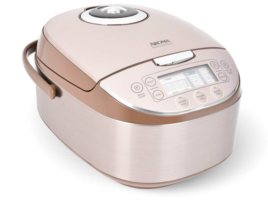 Aroma Champagne Rice Cooker