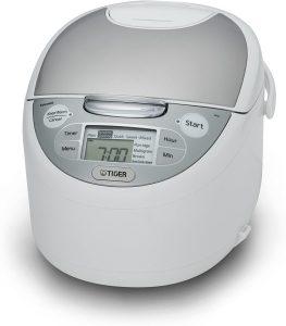 Tiger JAX-S10U-WY Micom Rice Cooker & Warmer