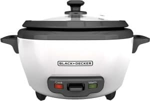 Black + Decker RC506 Rice Cooker & Food Steamer Review
