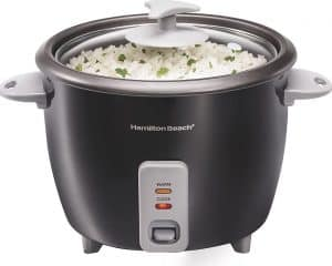 Hamilton Beach 16-Cup Rice Cooker & Food Steamer Review