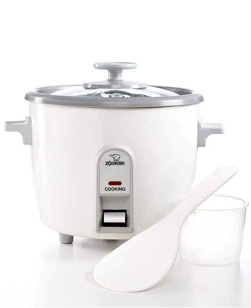 Zojirushi NHS-06 3 Cup Rice Cooker