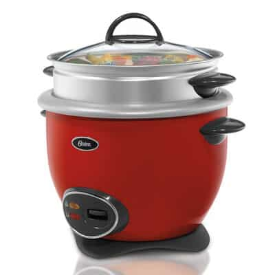 Oster 14-Cup Rice Cooker CKSTRCMS14-R-NP