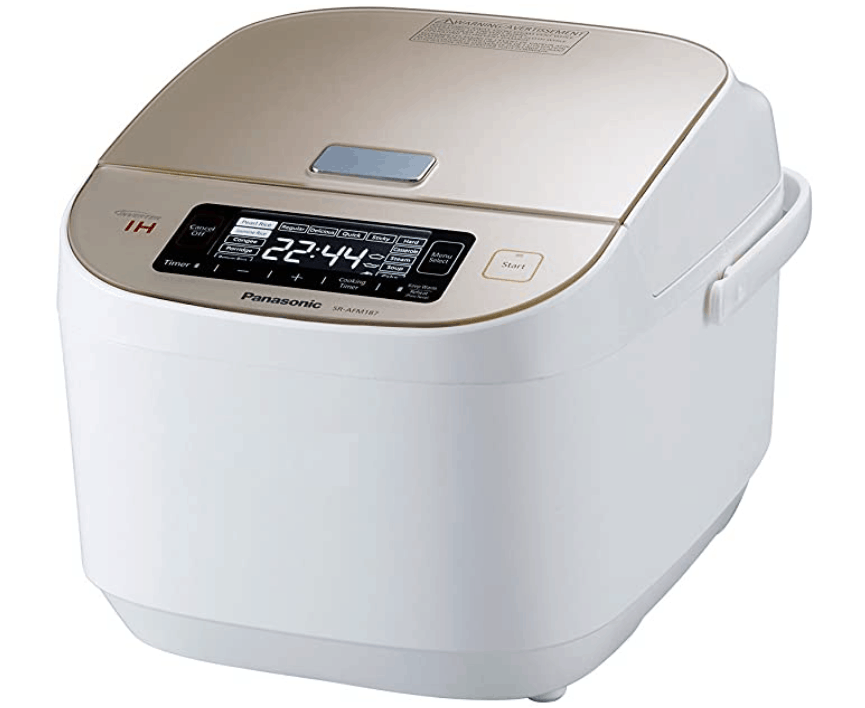 Panasonic SR-AFM187 Induction Heating Electronic Rice Cooker