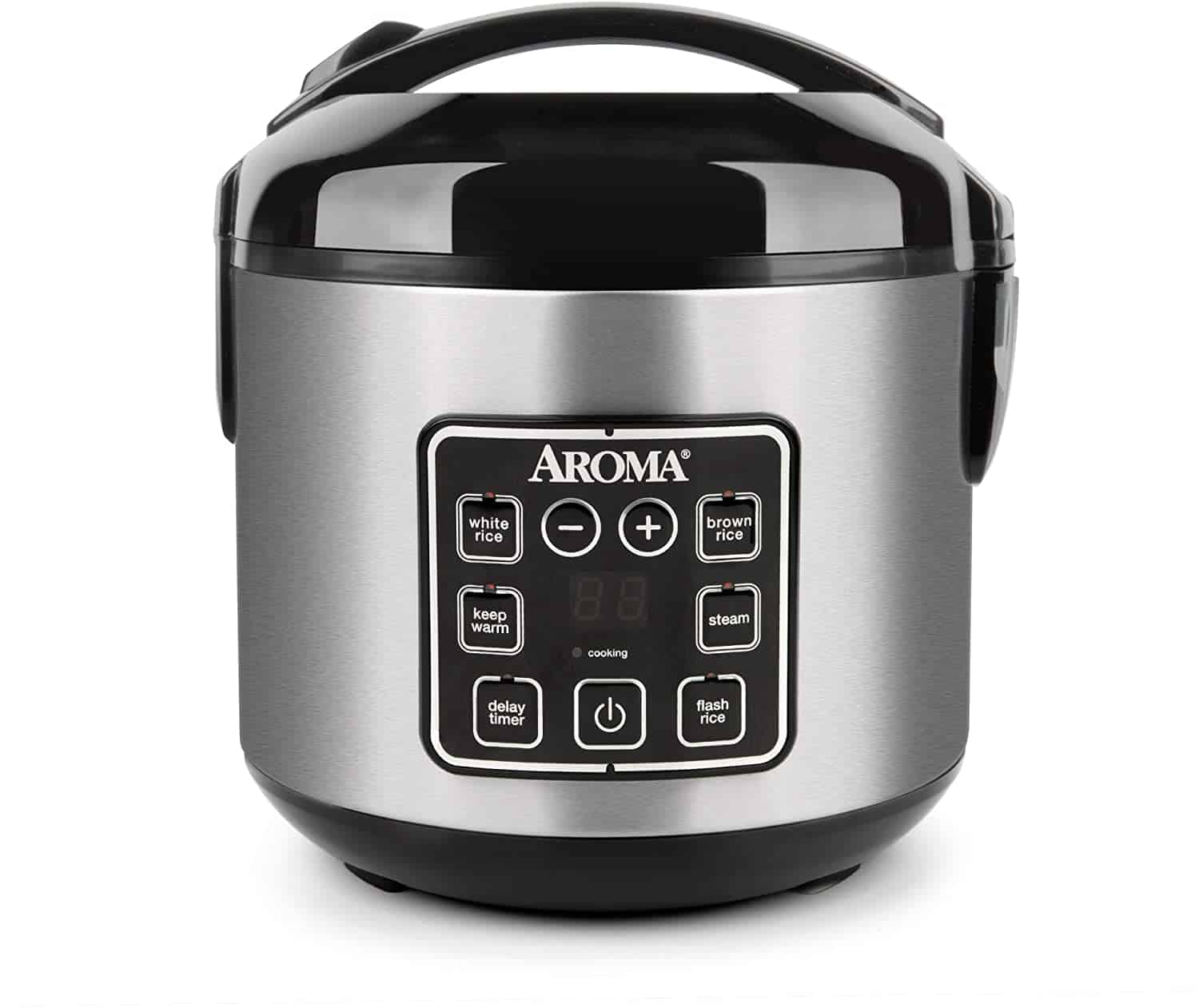 Aroma 8-Cup Digital Cool-Touch Rice Cooker ARC-914SBD