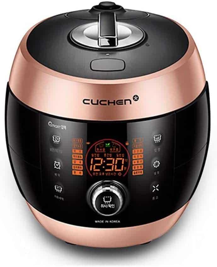 Cuchen Pressure Cooker 10 Cup CJS-FD1001RVUS