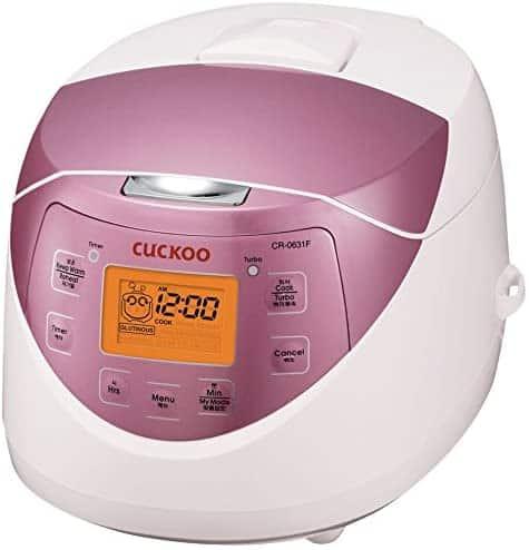 Cuckoo CR-0631F