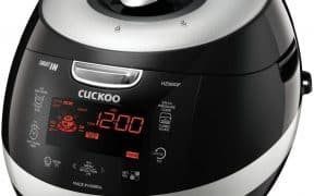 Cuckoo Multifunctional and Programmable Pressure Rice Cooker CRP-HZ0683FR