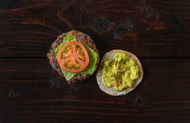 Wild Rice Burgers Recipe: meatless hamburger