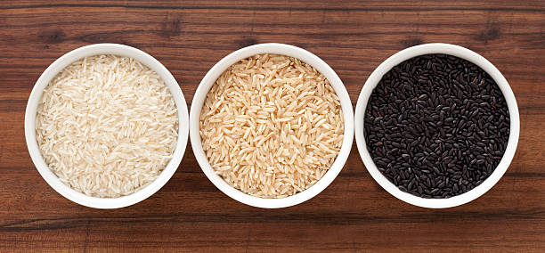 rice from heaven: types of rice