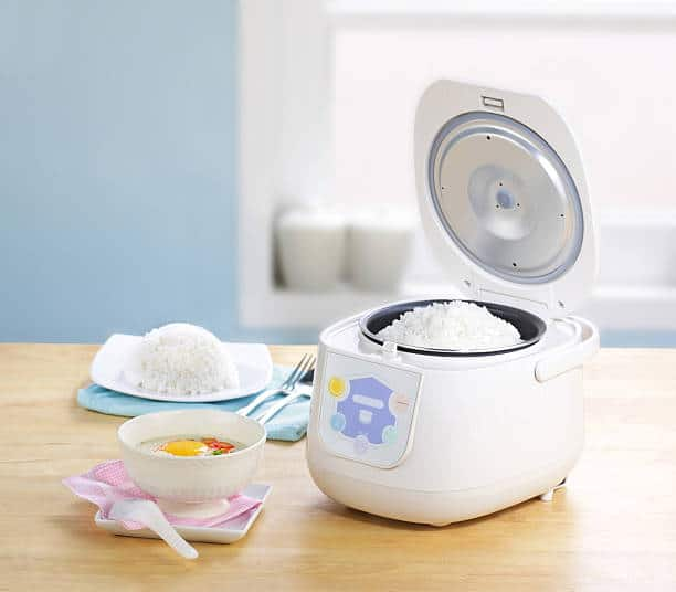 Rice cooker vs slow cooker: rice cooker