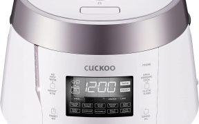 Cuckoo 10 Cup Electric Heating Pressure Cooker & Warmer CRP-P1009SW