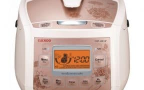 Cuckoo CRP-J0610F Rice Cooker Review