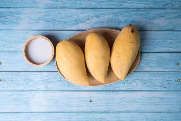 Mango Sticky Rice Recipe ingredients